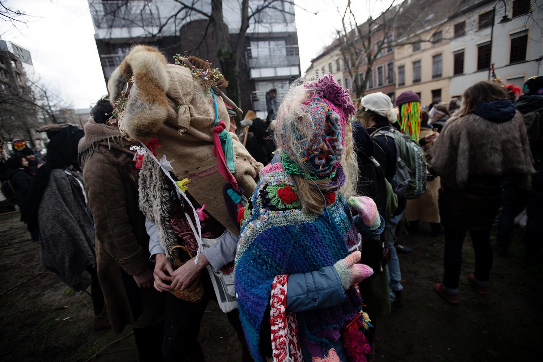 Carnaval Sauvage de Bruxelles 2019 by Laurent Orseau #12