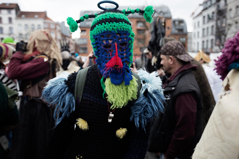 Carnaval Sauvage de Bruxelles 2019 by Laurent Orseau #13