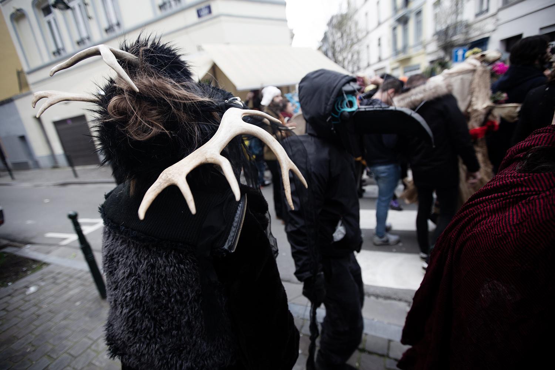 Carnaval Sauvage de Bruxelles 2019 by Laurent Orseau #2