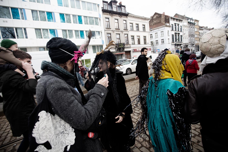 Carnaval Sauvage de Bruxelles 2019 by Laurent Orseau #21