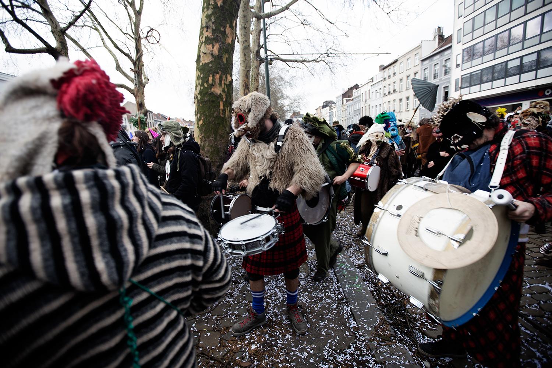 Carnaval Sauvage de Bruxelles 2019 by Laurent Orseau #33