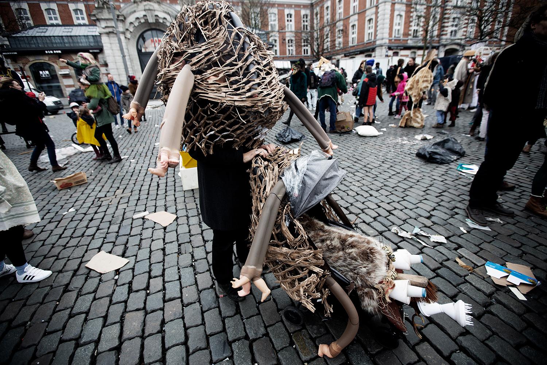 Carnaval Sauvage de Bruxelles 2019 by Laurent Orseau #53