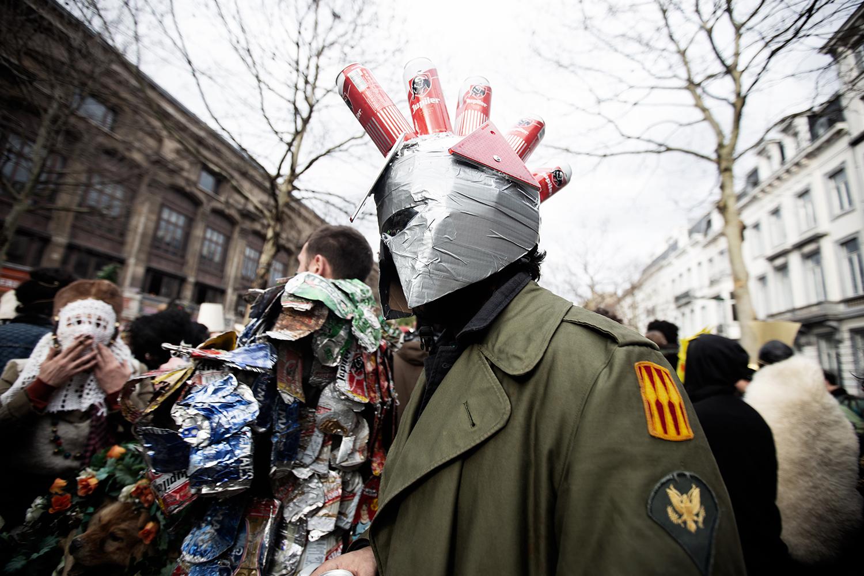 Carnaval Sauvage de Bruxelles 2019 by Laurent Orseau #55