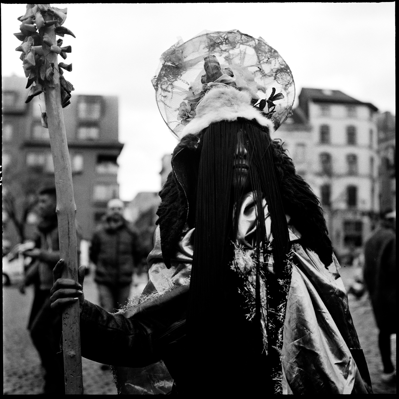 Carnaval sauvage de Bruxelles 2019 (6x6) by Laurent Orseau #14