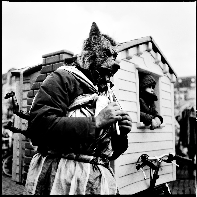 Carnaval sauvage de Bruxelles 2019 (6x6) by Laurent Orseau #2