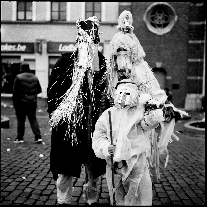 Carnaval sauvage de Bruxelles 2019 (6x6) by Laurent Orseau #3