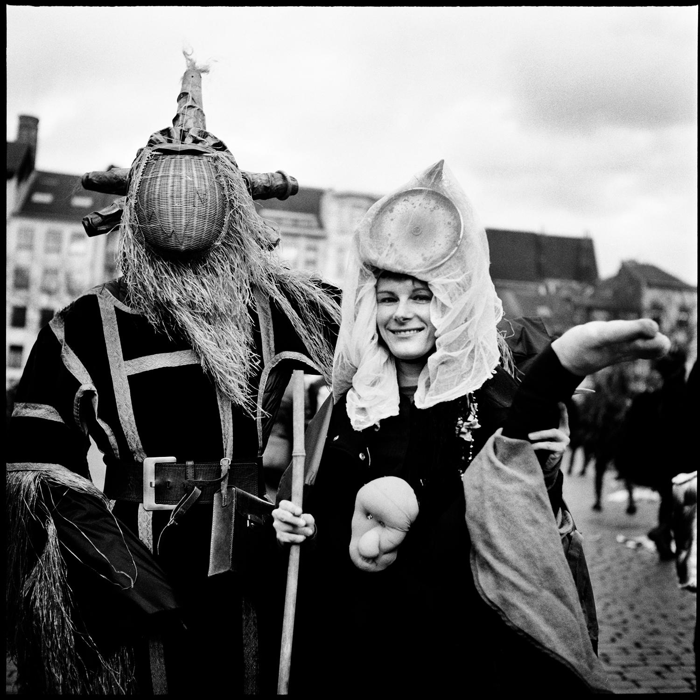 Carnaval sauvage de Bruxelles 2019 (6x6) by Laurent Orseau #7