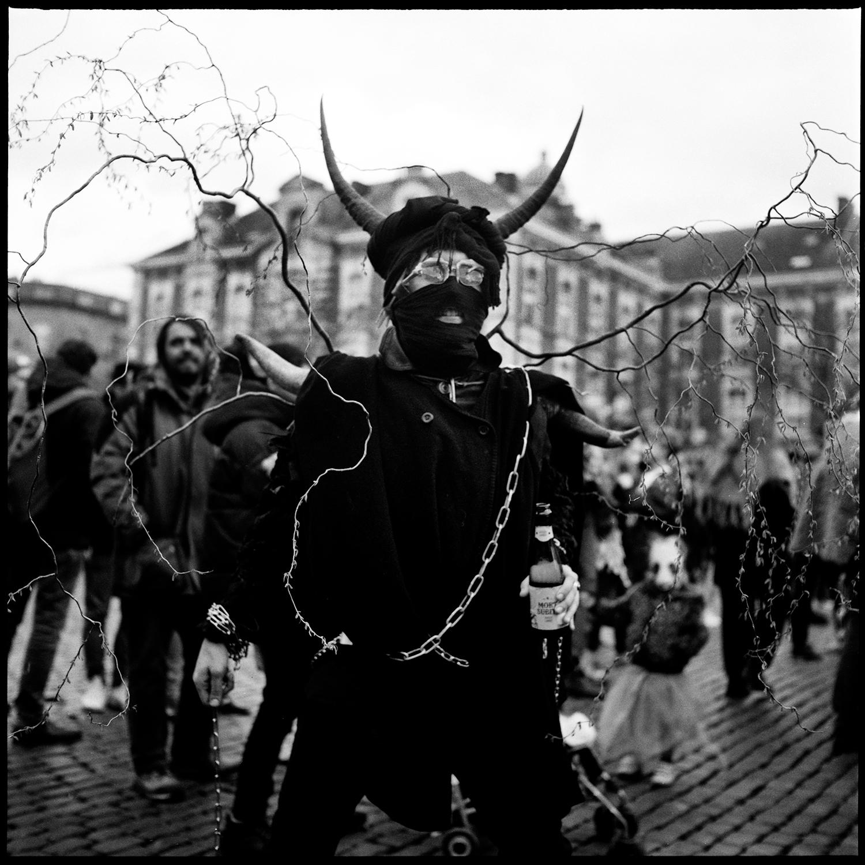 Carnaval sauvage de Bruxelles 2019 (6x6) by Laurent Orseau #8