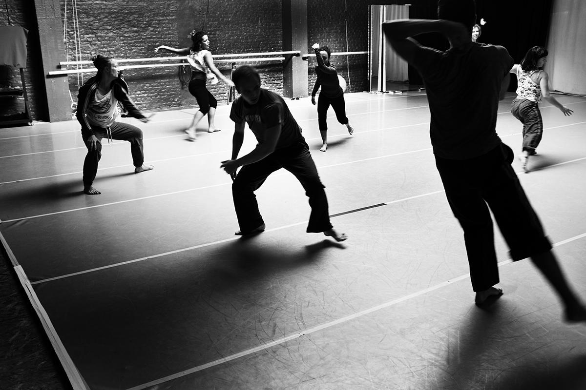 Dance by Laurent Orseau #10