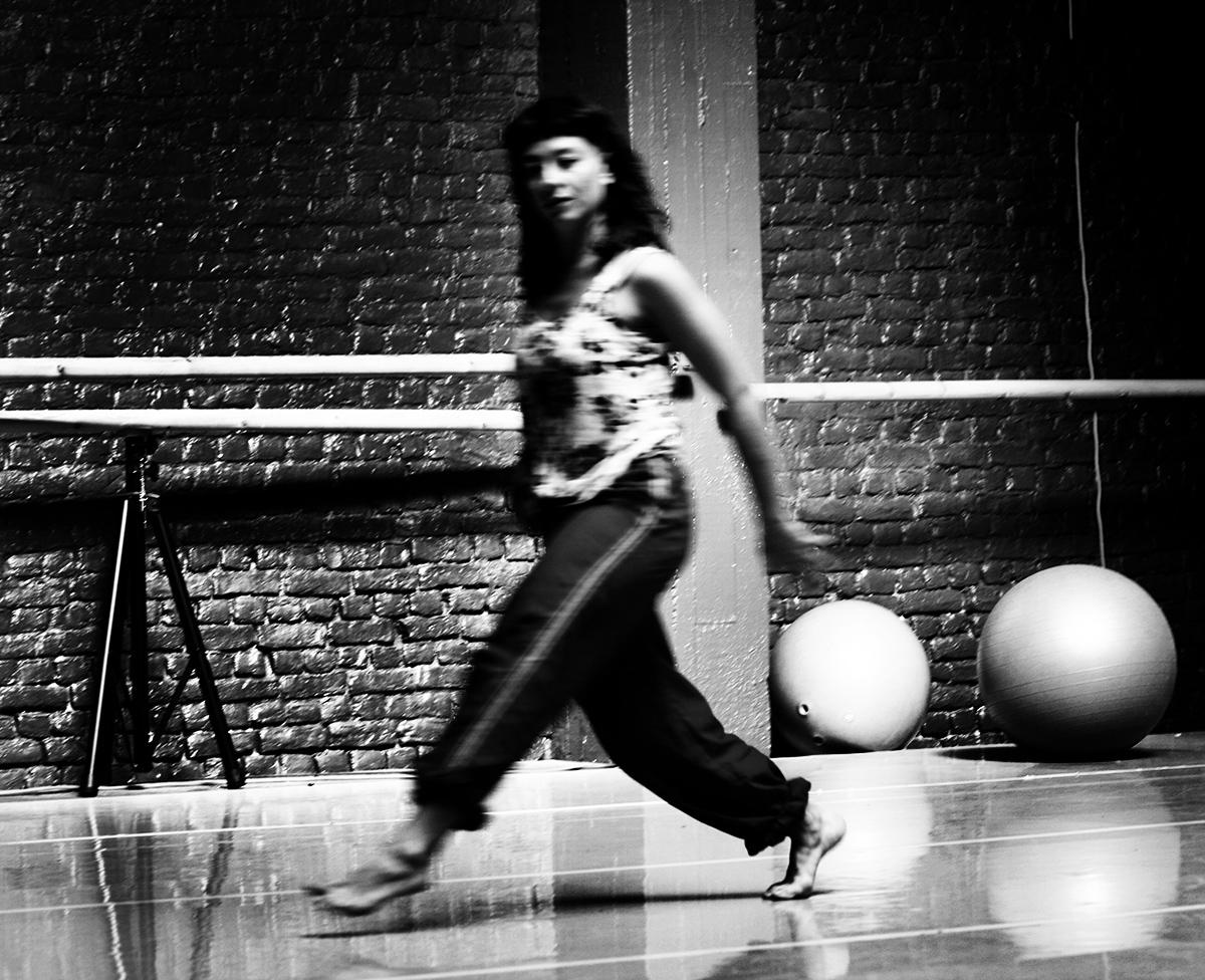 Dance by Laurent Orseau #2