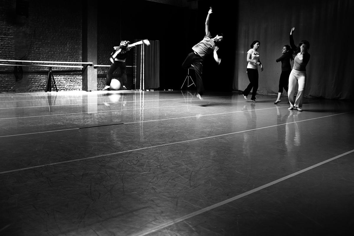 Dance by Laurent Orseau #6