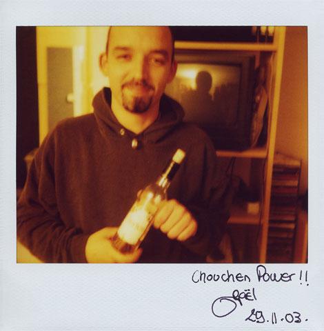 Polaroids by Laurent Orseau #103