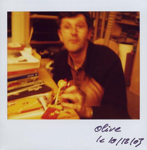 Polaroids by Laurent Orseau #106