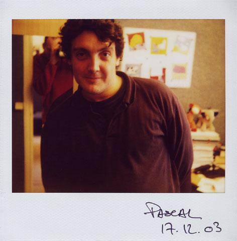 Polaroids by Laurent Orseau #108