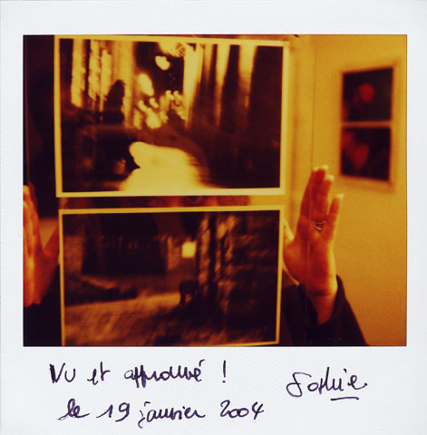 Polaroids by Laurent Orseau #111