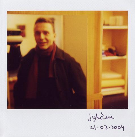 Polaroids by Laurent Orseau #119
