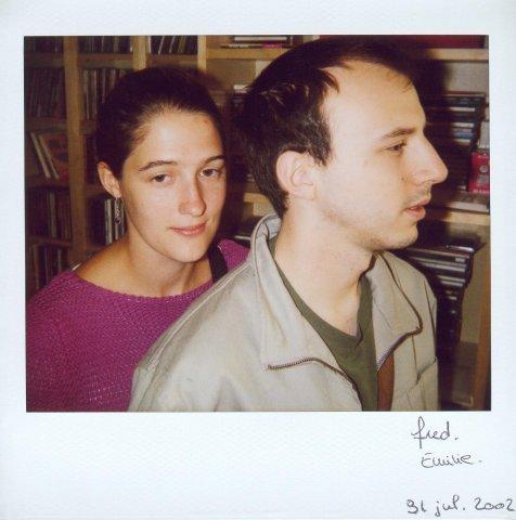 Polaroids by Laurent Orseau #12