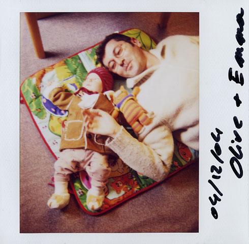 Polaroids by Laurent Orseau #156