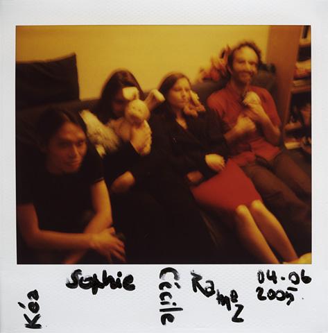 Polaroids by Laurent Orseau #184