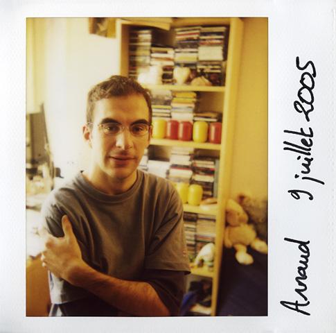 Polaroids by Laurent Orseau #187
