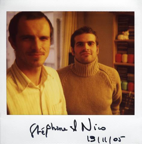 Polaroids by Laurent Orseau #196