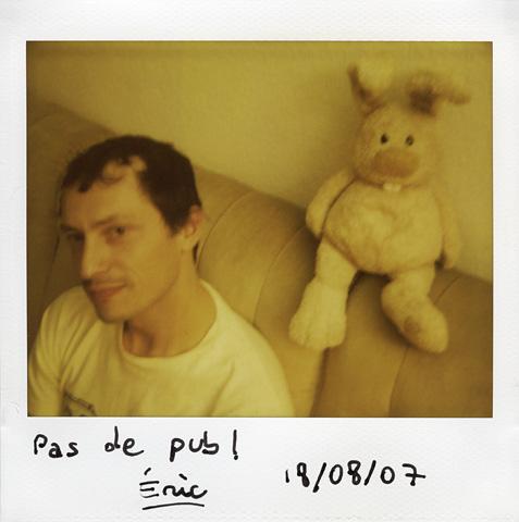 Polaroids by Laurent Orseau #233