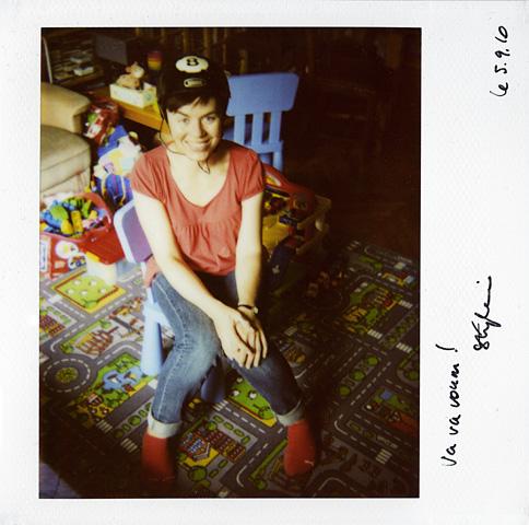 Polaroids by Laurent Orseau #354