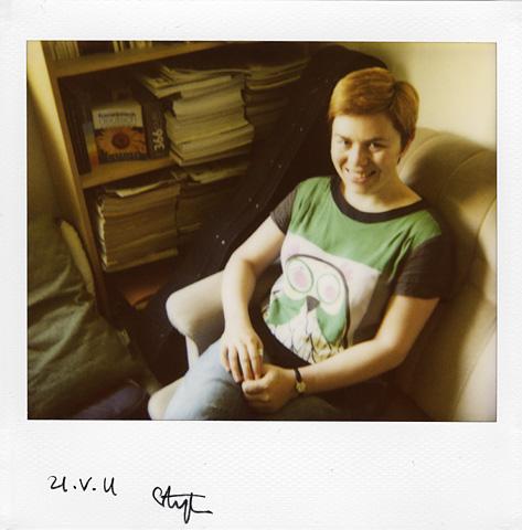 Polaroids by Laurent Orseau #366