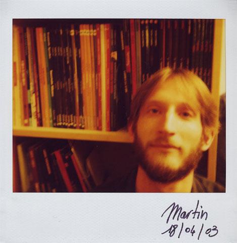 Polaroids by Laurent Orseau #73