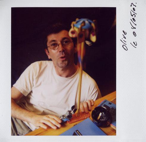 Polaroids by Laurent Orseau #75