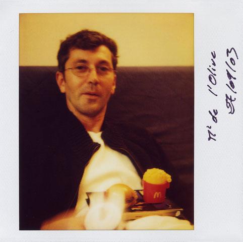 Polaroids by Laurent Orseau #91