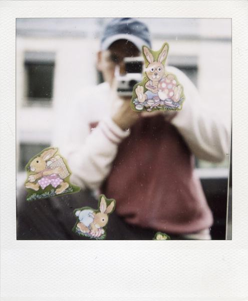 Selfportrait by Laurent Orseau #14