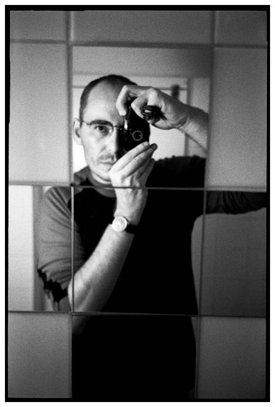 Selfportrait by Laurent Orseau #15