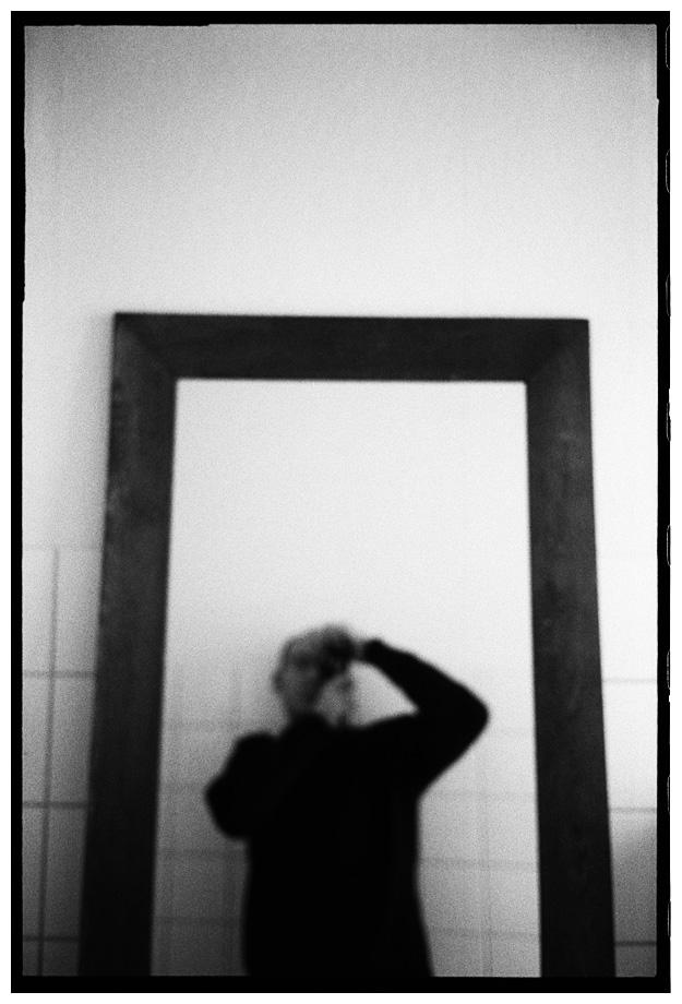 Selfportrait by Laurent Orseau #21