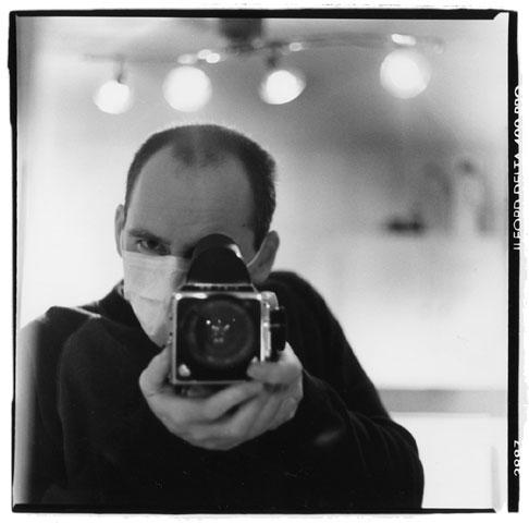 Selfportrait by Laurent Orseau #3