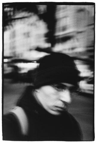 Selfportrait by Laurent Orseau #4