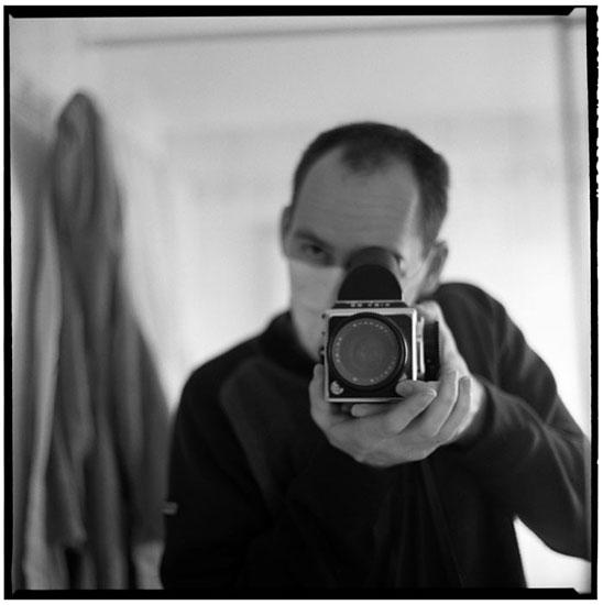 Selfportrait by Laurent Orseau #6