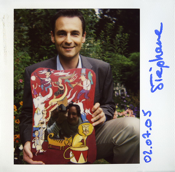 Wedding Polaroids by Laurent Orseau #1
