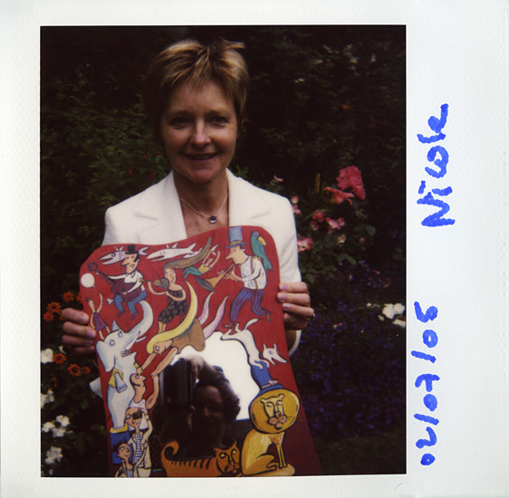 Wedding Polaroids by Laurent Orseau #10