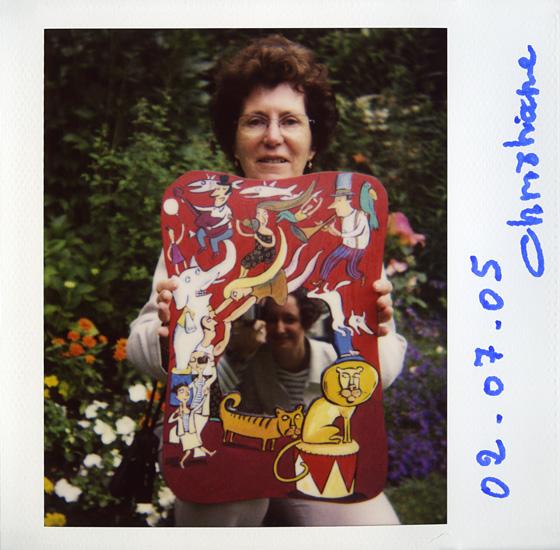 Wedding Polaroids by Laurent Orseau #16