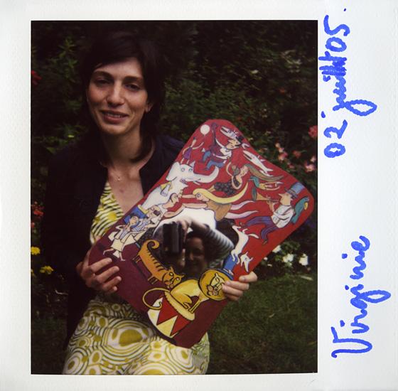 Wedding Polaroids by Laurent Orseau #18