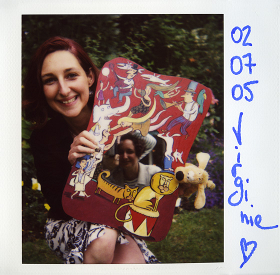 Wedding Polaroids by Laurent Orseau #2