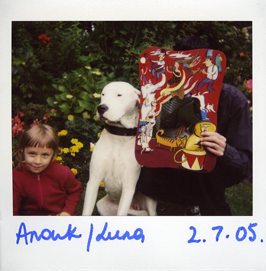 Wedding Polaroids by Laurent Orseau #23