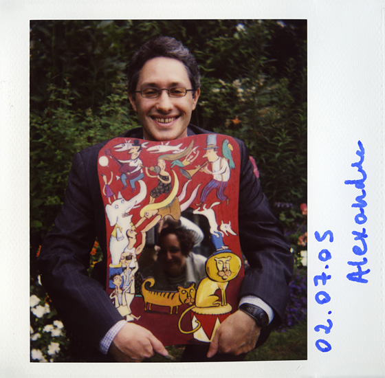 Wedding Polaroids by Laurent Orseau #3
