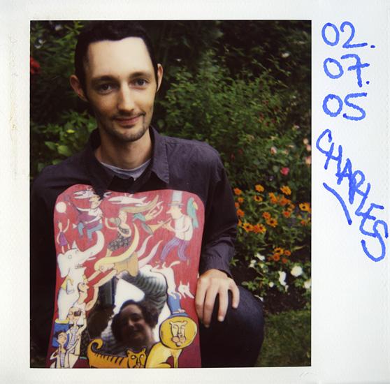 Wedding Polaroids by Laurent Orseau #5