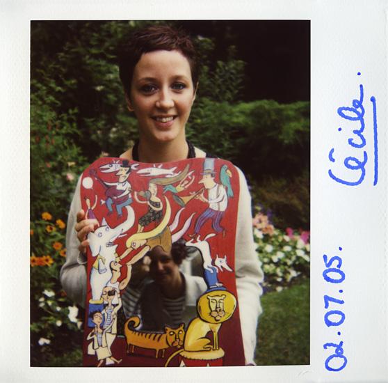 Wedding Polaroids by Laurent Orseau #6