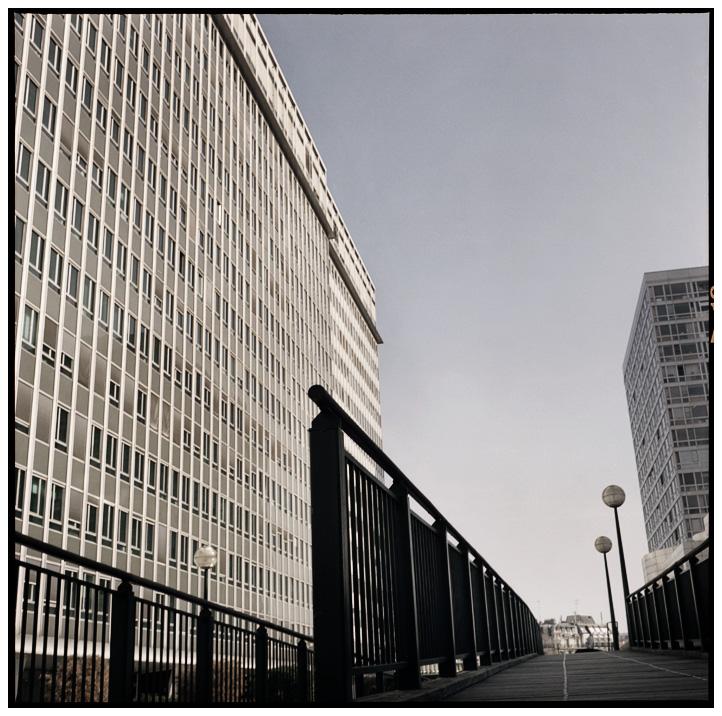 Montparnasse - Jardin Atlantique, Paris, France by Laurent Orseau #6