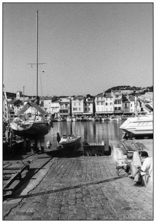 Marseille/Cassis, France by Laurent Orseau #1