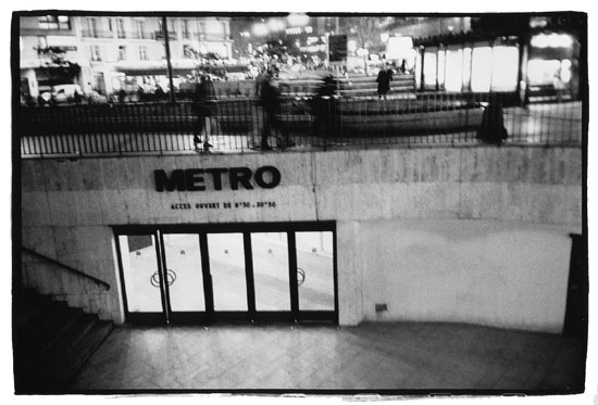 Paris by night, France by Laurent Orseau #27