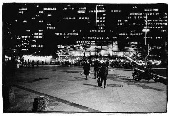 Paris by night, France by Laurent Orseau #29